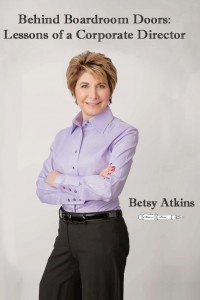 063: How to Make an Impact on a Corporate Board of Directors | with Betsy Atkins