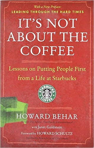 143: Lessons from Starbucks on Leading with Values First | with Howard Behar
