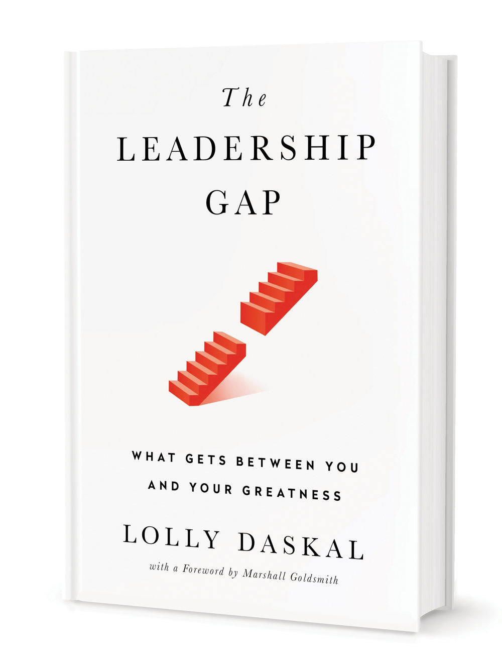 156: The Leadership Gap — 7 Ways to Move Beyond It | with Lolly Daskal