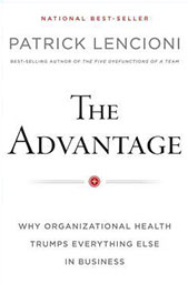 Communicating Resources - The Advantage - Why Organizational Health Trumps Everything Else in Business